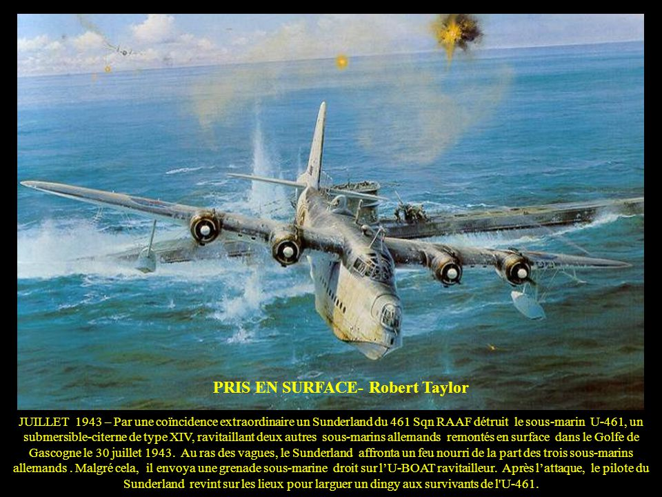 PRIS EN SURFACE- Robert Taylor