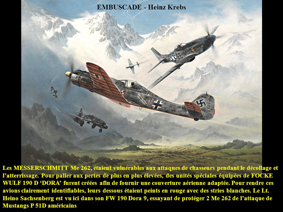 EMBUSCADE - Heinz Krebs