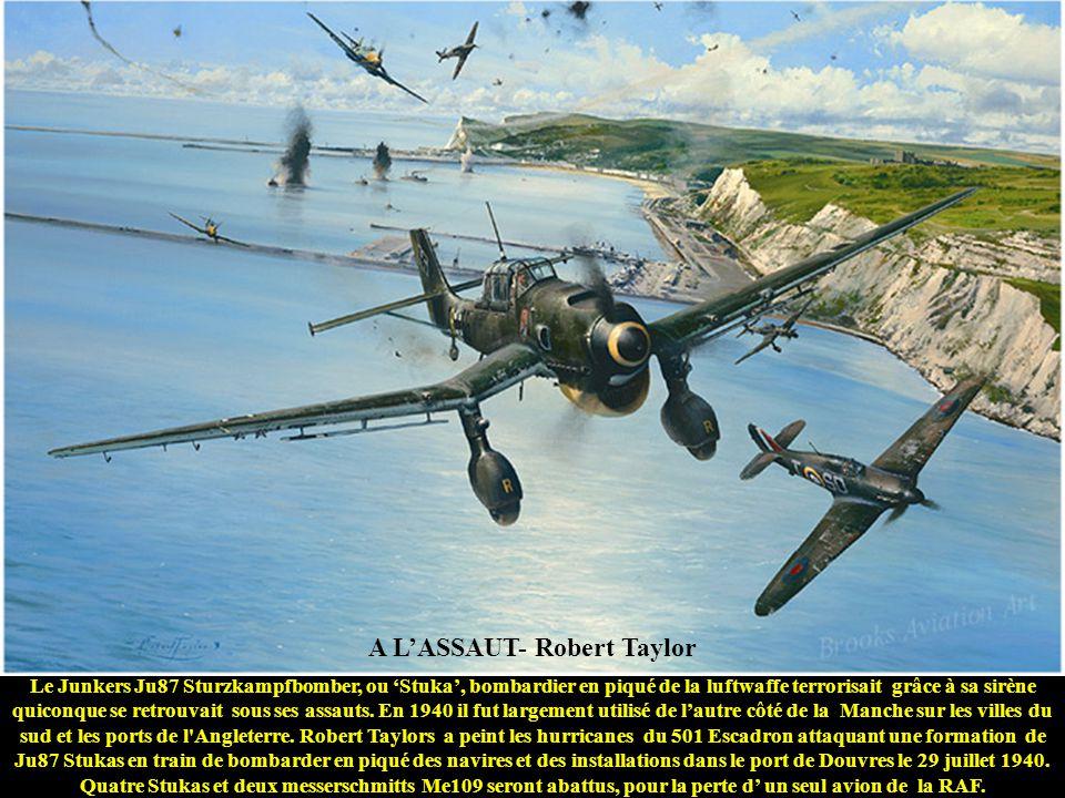 A L'ASSAUT- Robert Taylor