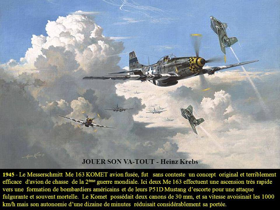 JOUER SON VA-TOUT - Heinz Krebs