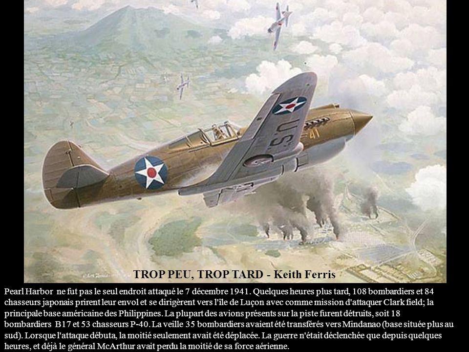 TROP PEU, TROP TARD - Keith Ferris