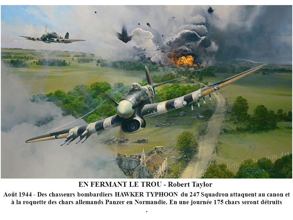 EN FERMANT LE TROU - Robert Taylor