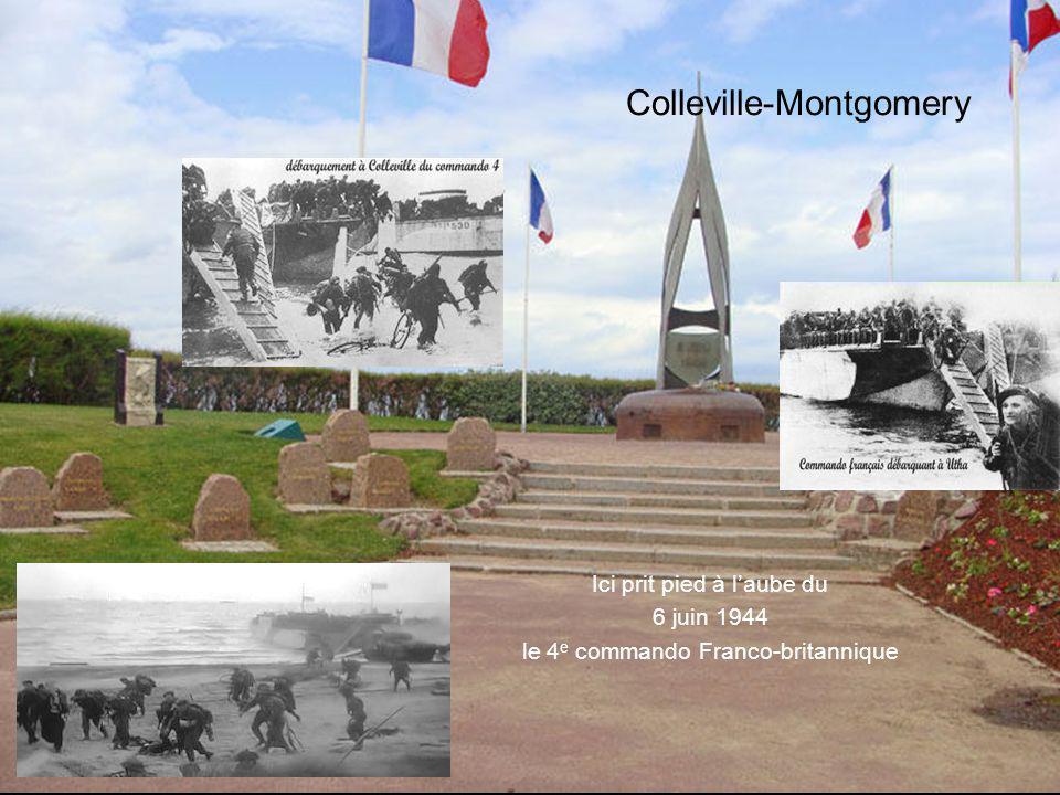 Colleville-Montgomery