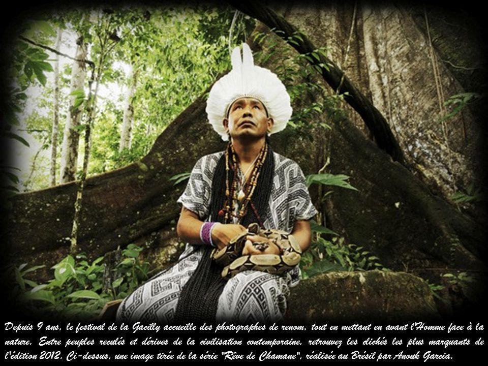 Depuis 9 ans, le festival de la Gacilly accueille des photographes de renom, tout en mettant en avant l Homme face à la nature.