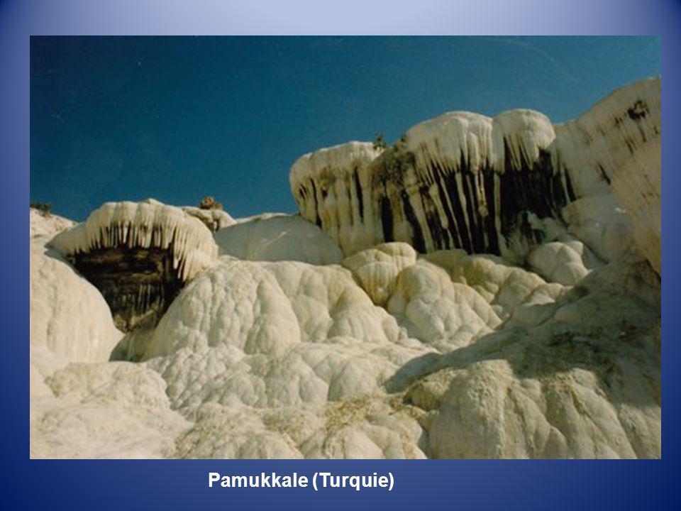 Pamukkale (Turquie)