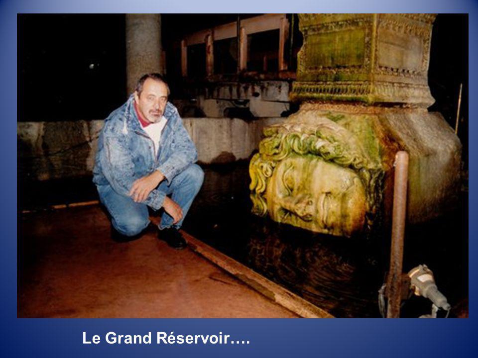 Le Grand Réservoir….