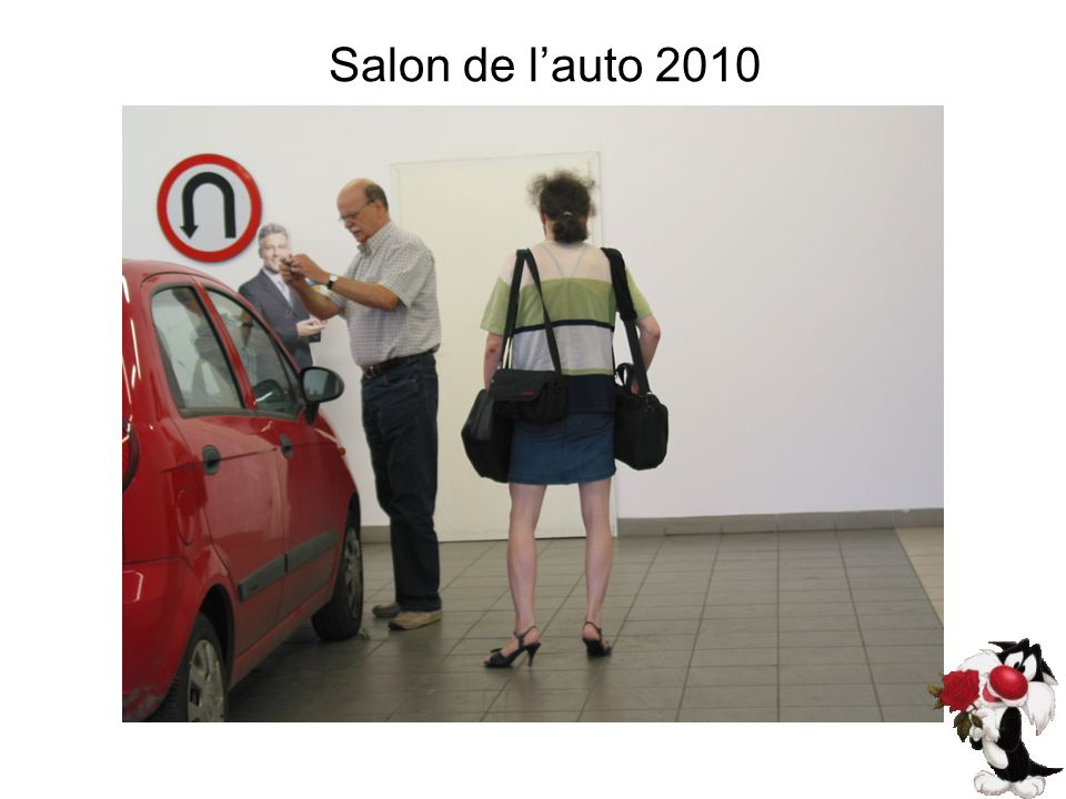 Salon de l'auto 2010
