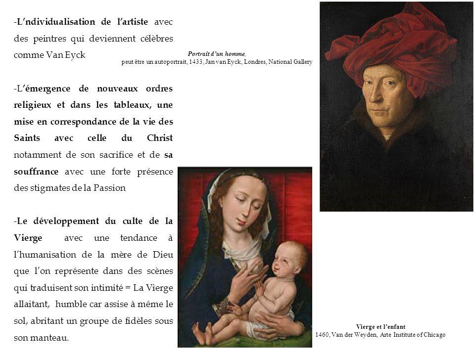 1460, Van der Weyden, Arte Institute of Chicago