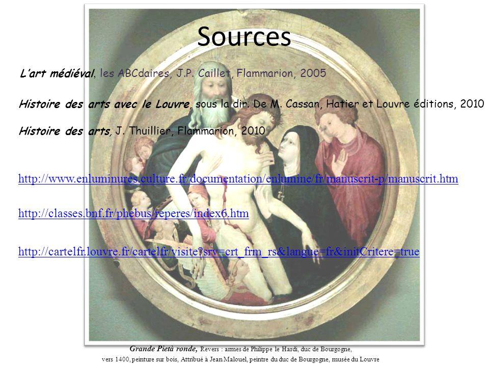 L'art médiéval, les ABCdaires, J.P. Caillet, Flammarion, 2005