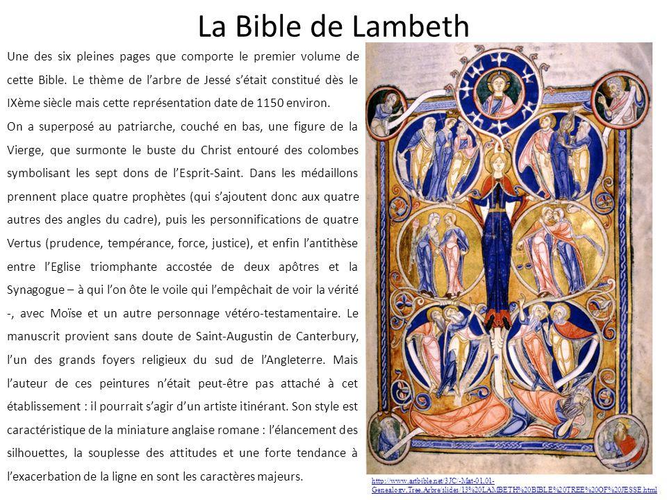 La Bible de Lambeth