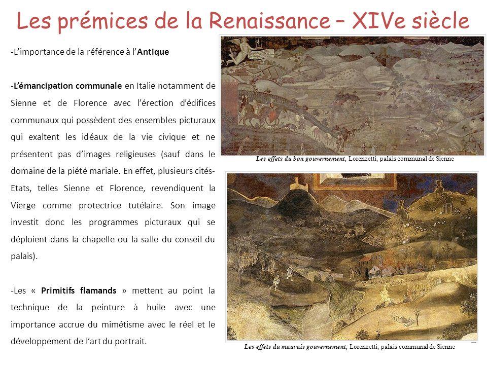 Les prémices de la Renaissance – XIVe siècle