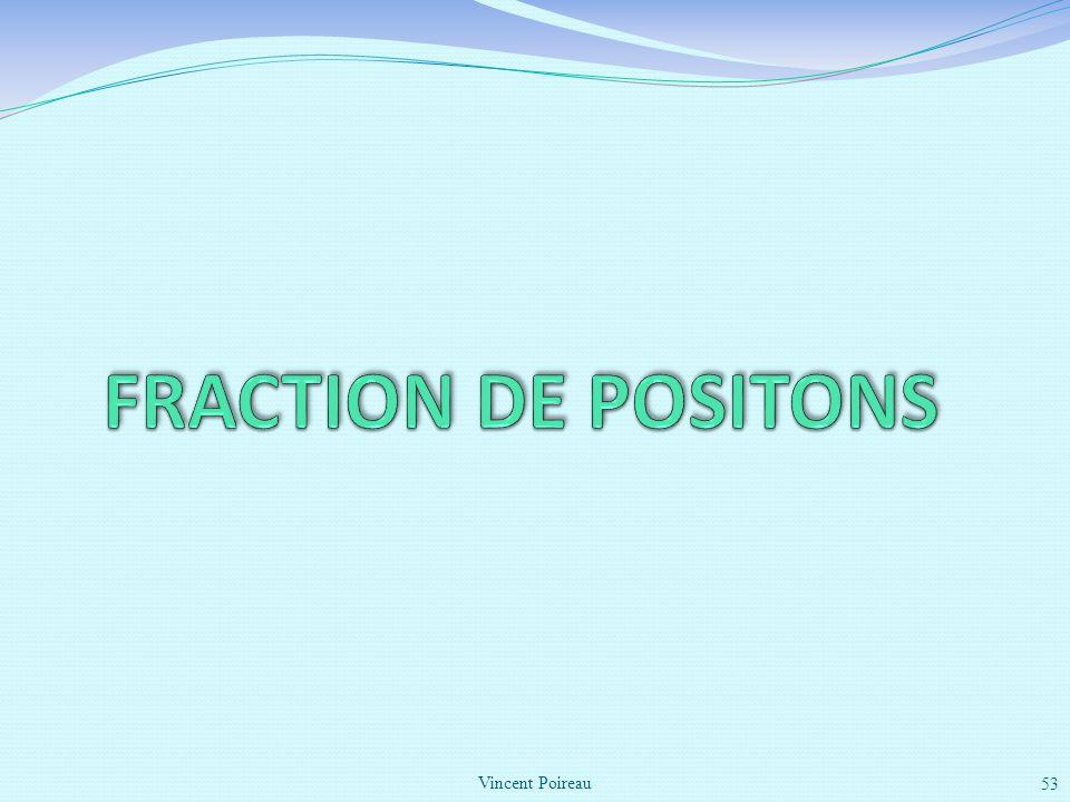 FRACTION DE POSITONS Vincent Poireau