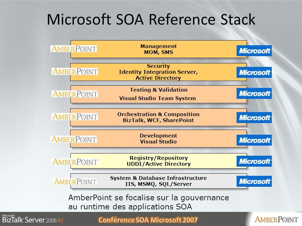 Microsoft SOA Reference Stack