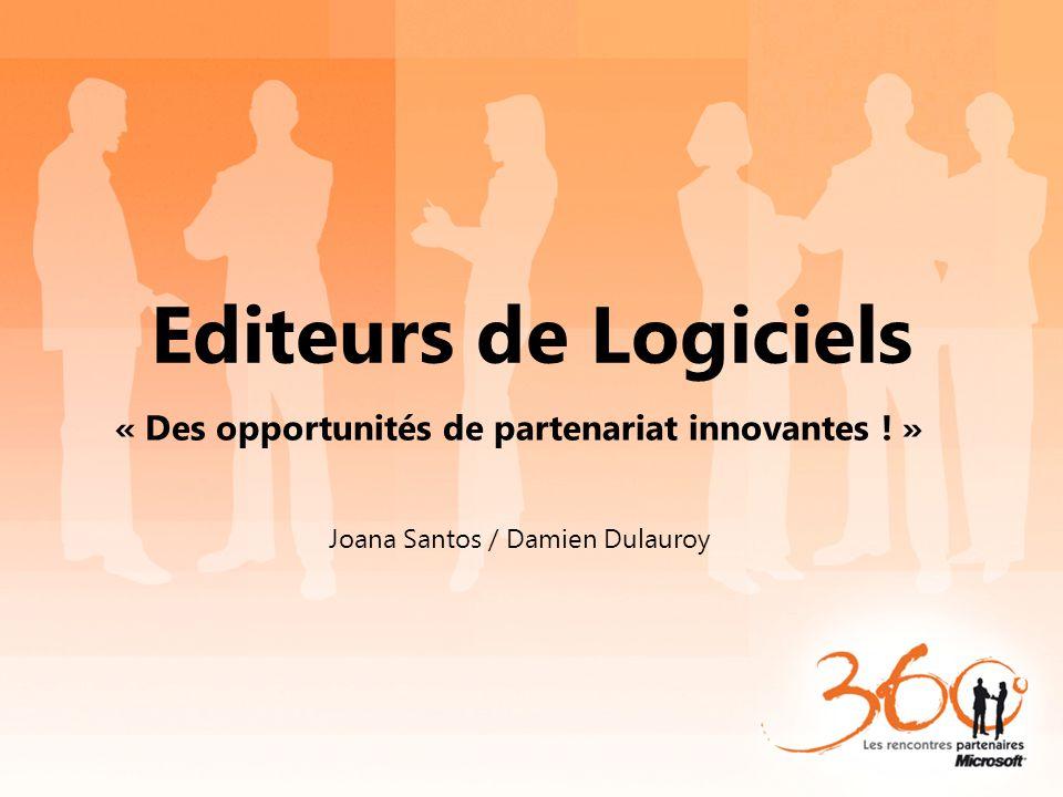 « Des opportunités de partenariat innovantes ! »