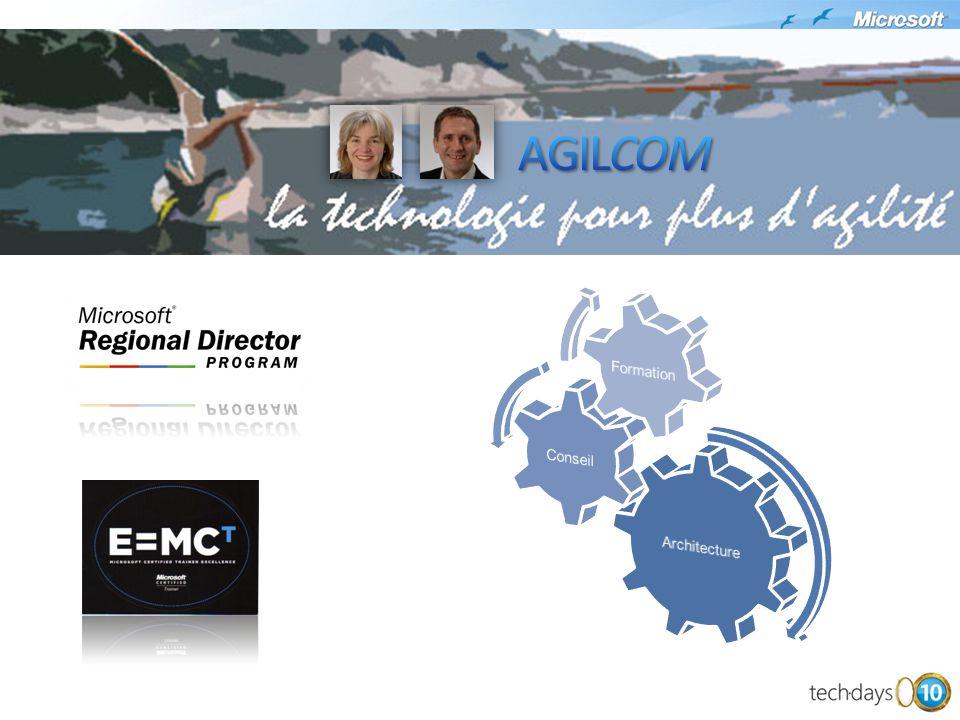 AGILCOM Presentation_title dd/mm/yyyy, author_alias Architecture