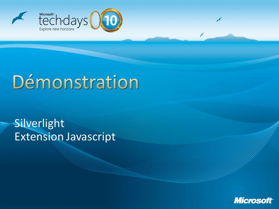 Presentation_title Silverlight Extension Javascript