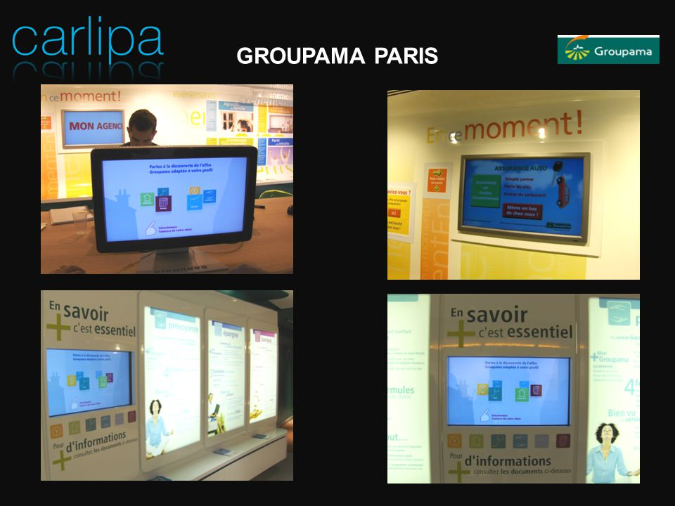 GROUPAMA PARIS Document strictement confidentiel