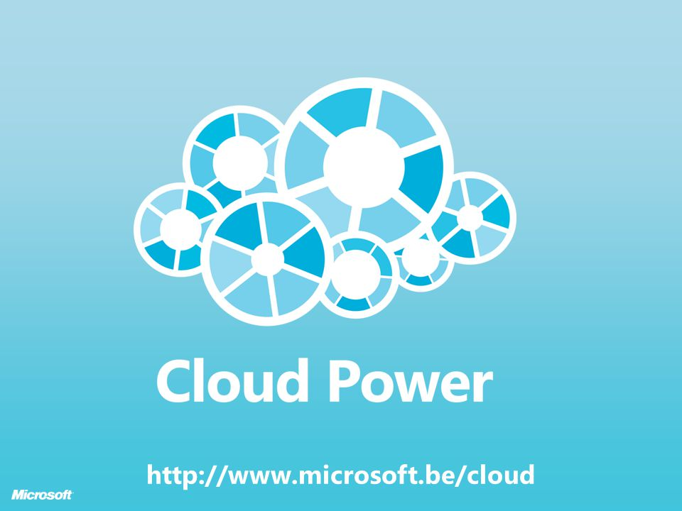 http://www.microsoft.be/cloud