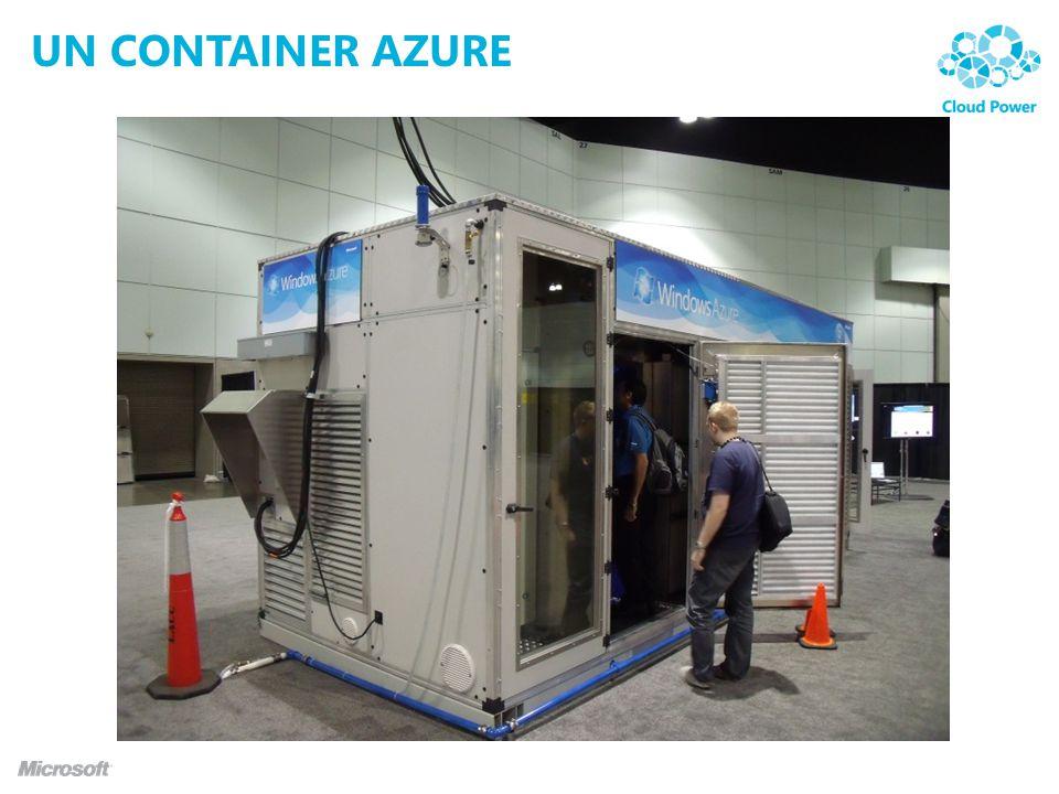 UN Container Azure