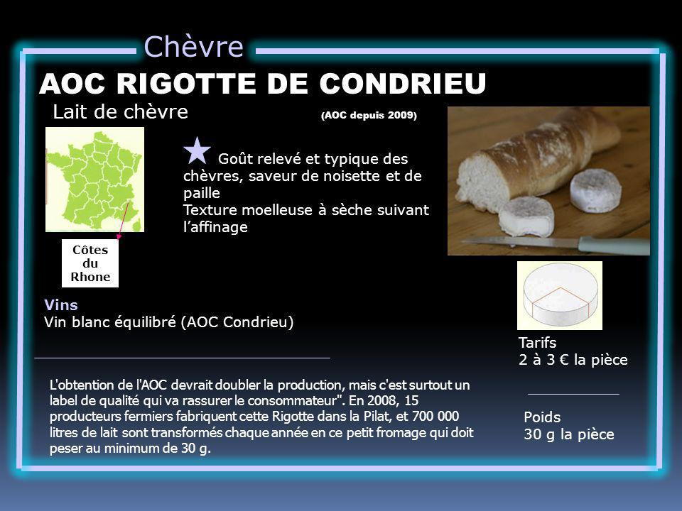 AOC RIGOTTE DE CONDRIEU