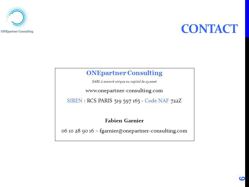 ONEpartner Consulting