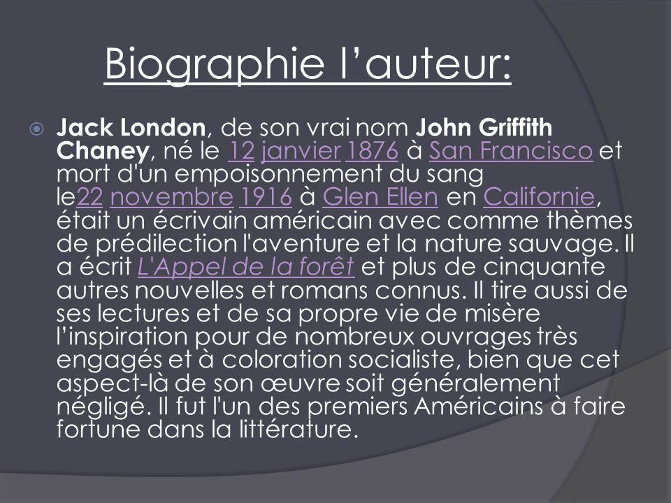 Biographie l'auteur: