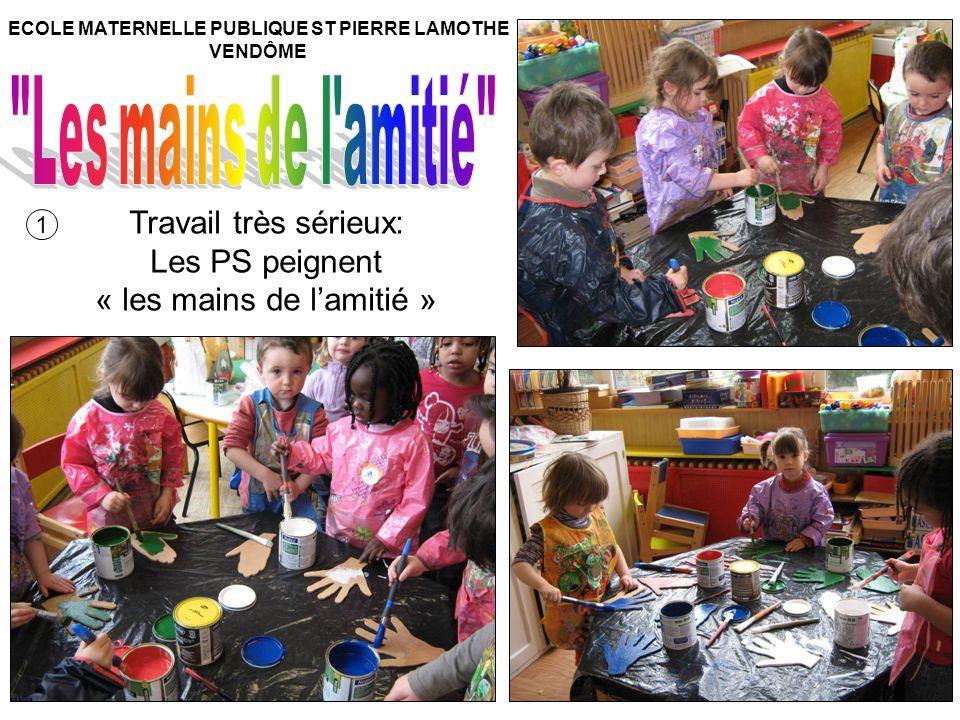 ECOLE MATERNELLE PUBLIQUE ST PIERRE LAMOTHE VENDÔME