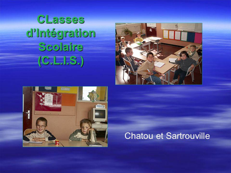 CLasses d'Intégration Scolaire (C.L.I.S.)