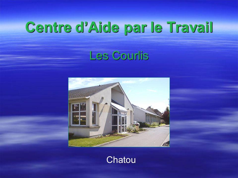 Centre d'Aide par le Travail Les Courlis