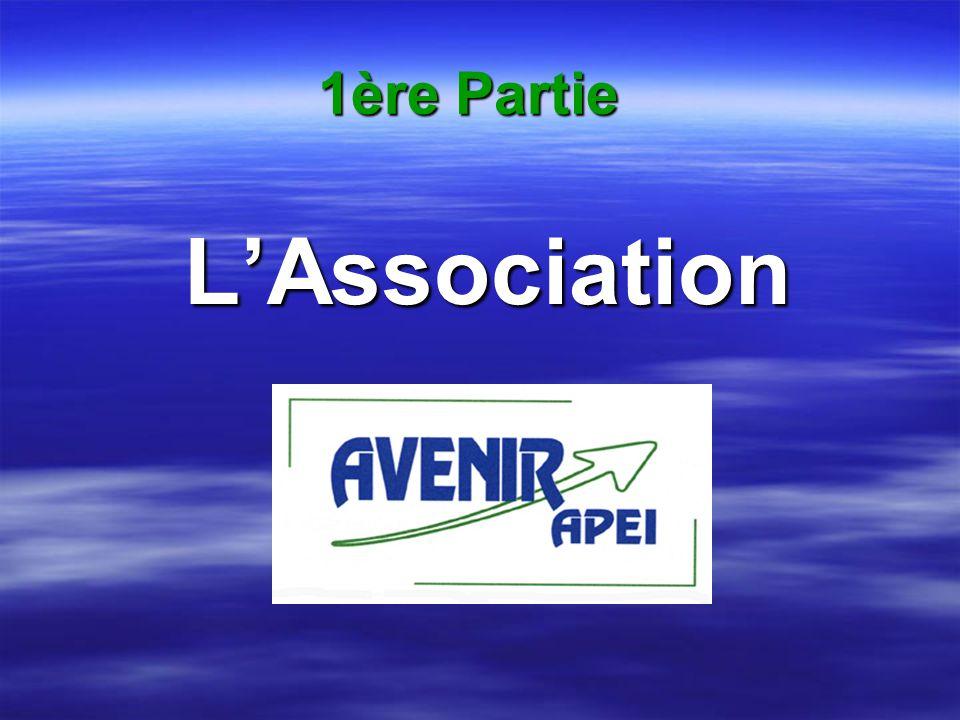 1ère Partie L'Association