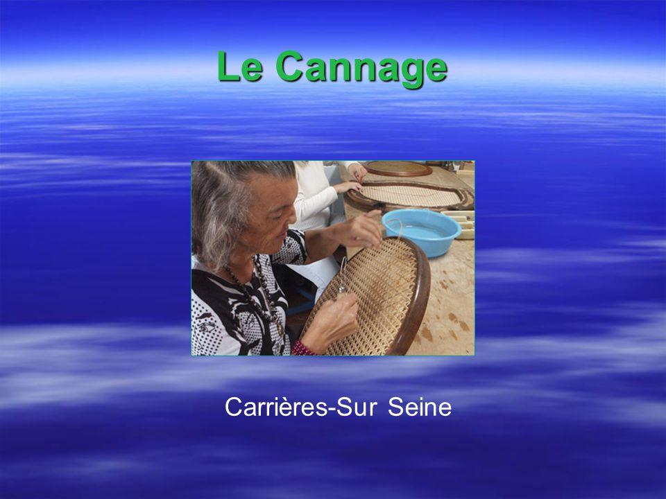 Le Cannage Carrières-Sur Seine