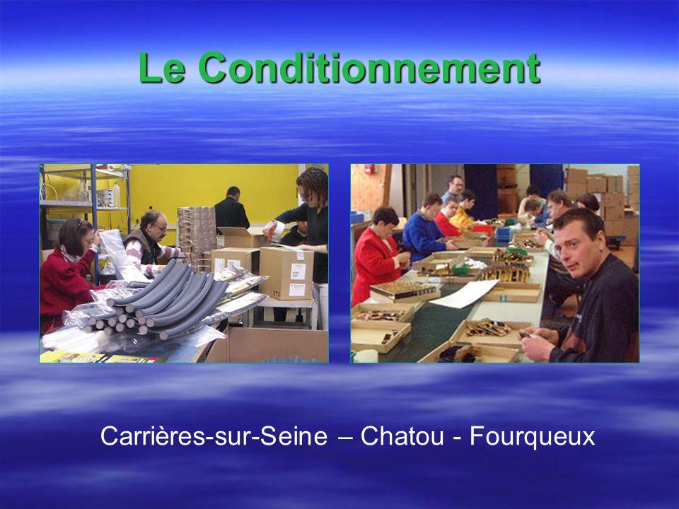 Carrières-sur-Seine – Chatou - Fourqueux
