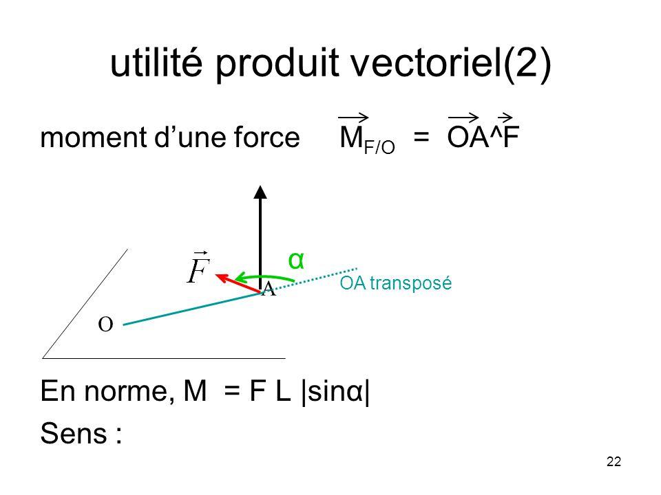 utilité produit vectoriel(2)