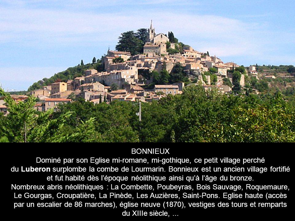 BONNIEUX