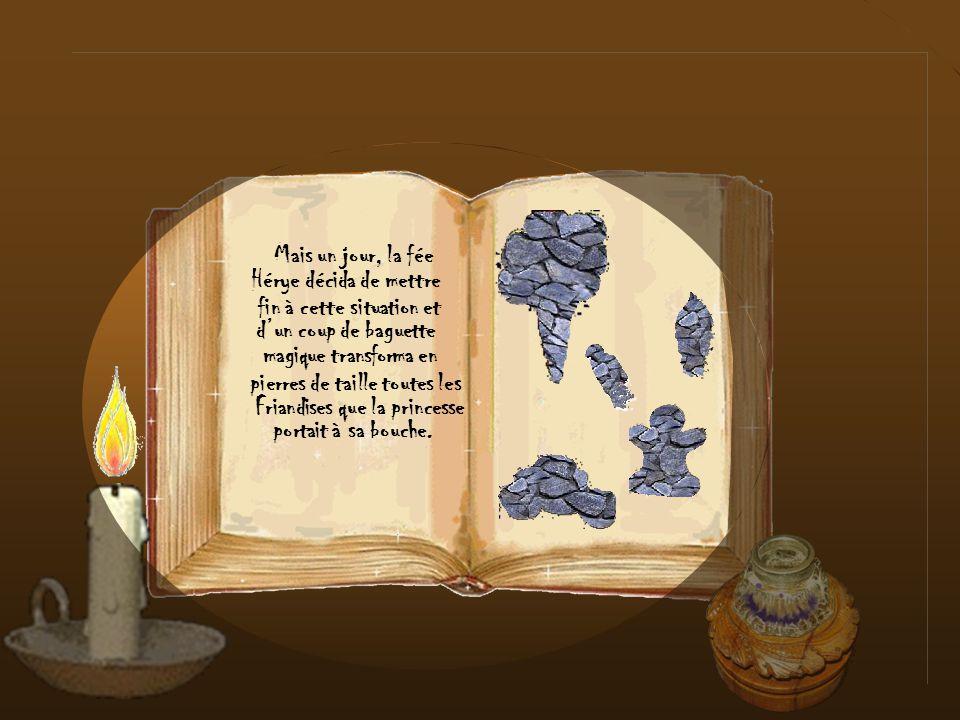 pierres de taille toutes les Friandises que la princesse