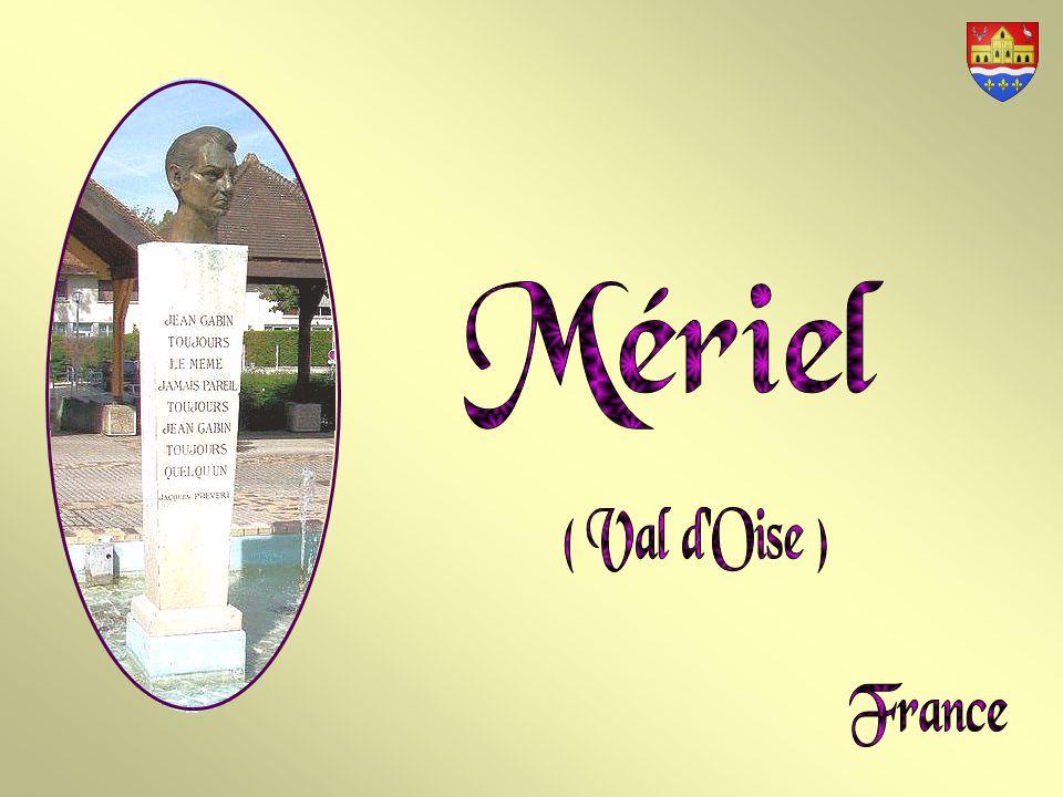 Mériel ( Val d Oise ) France