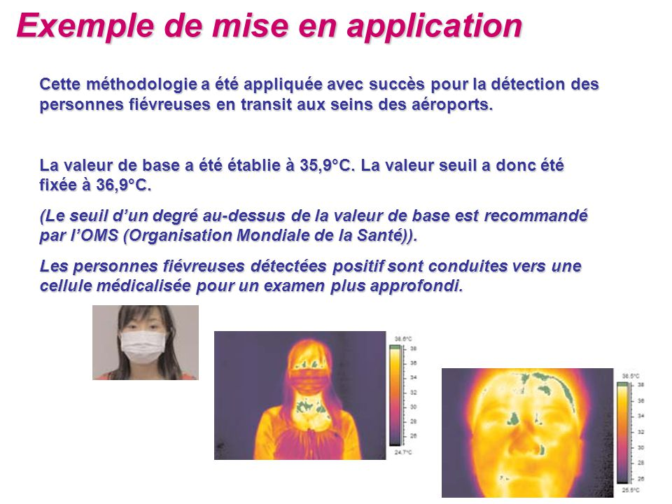 Exemple de mise en application
