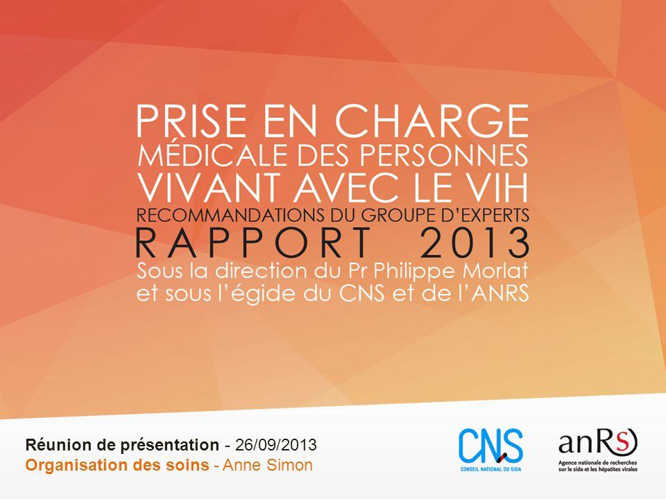 Réunion de présentation - 26/09/2013