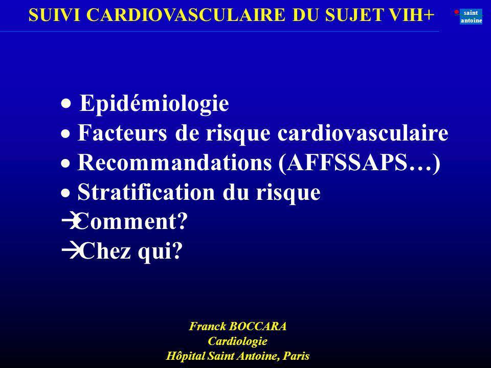 Cardiologie Hôpital Saint Antoine, Paris