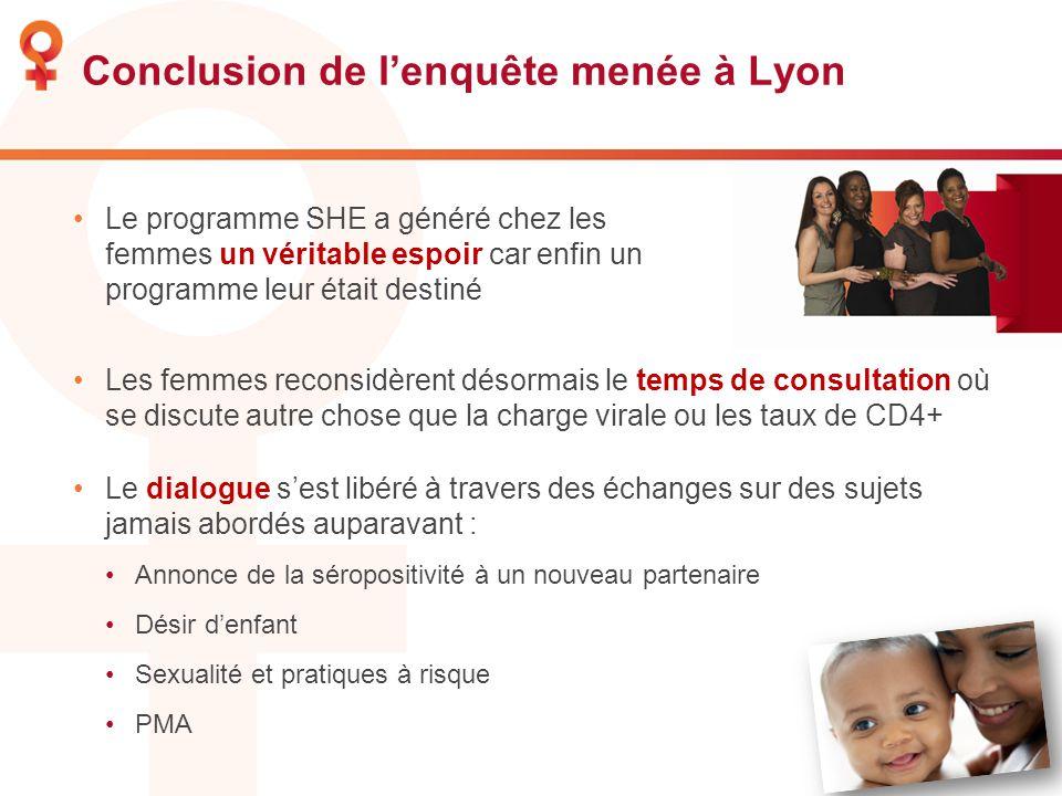 Conclusion de l'enquête menée à Lyon