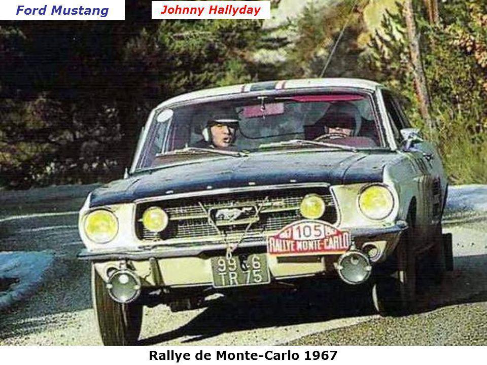 Ford Mustang Rallye de Monte-Carlo 1967