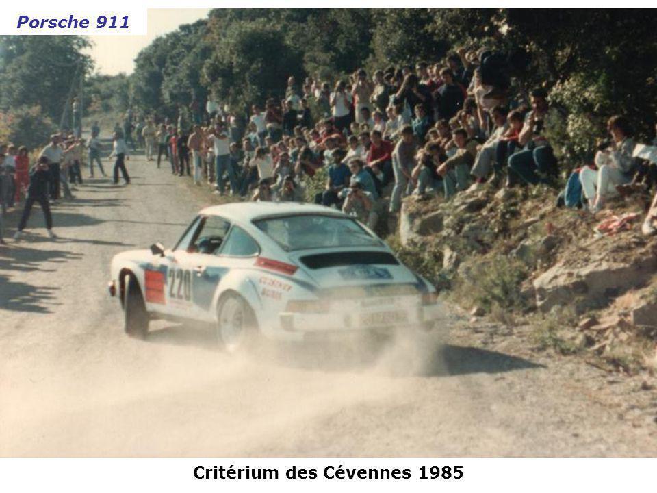 Critérium des Cévennes 1985