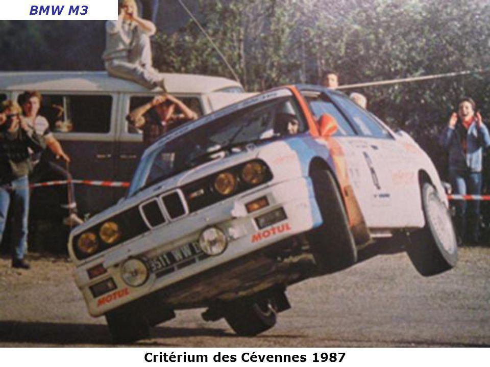 Critérium des Cévennes 1987