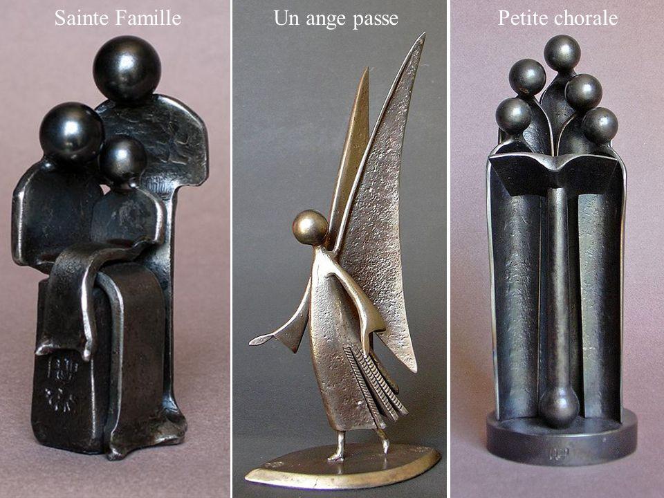 Un ange passe Sainte Famille Petite chorale