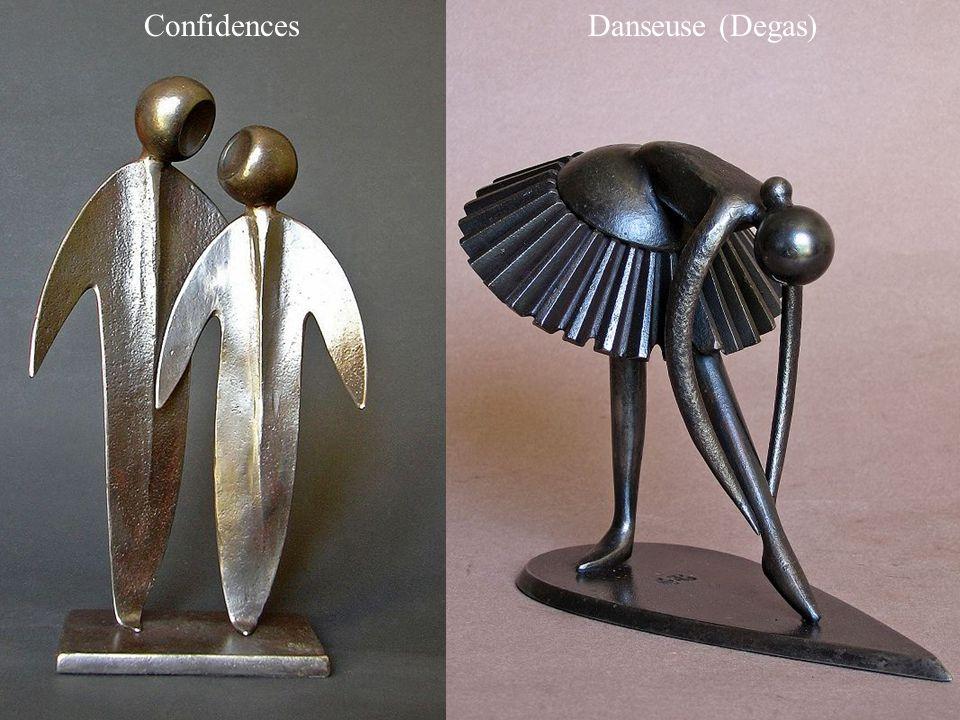 Danseuse (Degas) Confidences