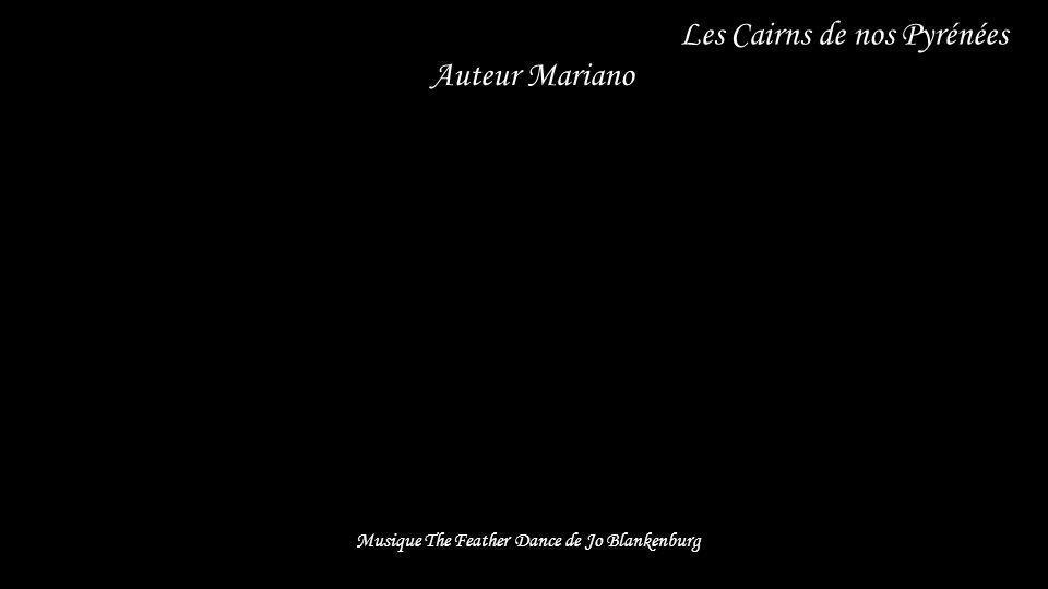 Les Cairns de nos Pyrénées Auteur Mariano