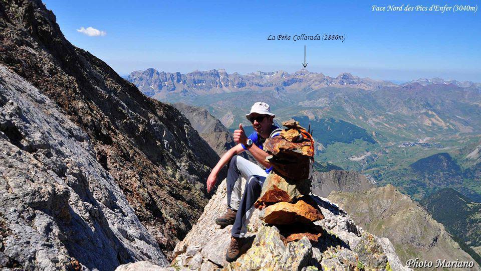 La Peña Collarada (2886m) . . . . . . .