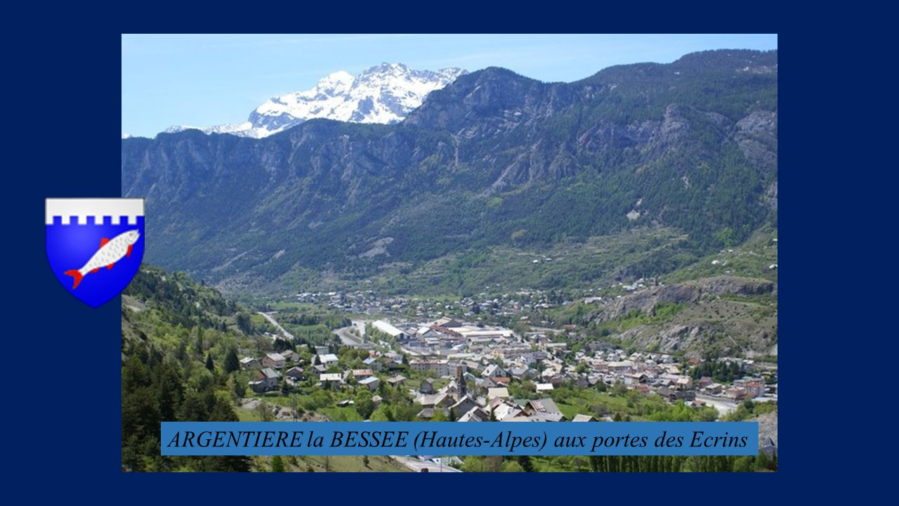 ARGENTIERE la BESSEE (Hautes-Alpes) aux portes des Ecrins