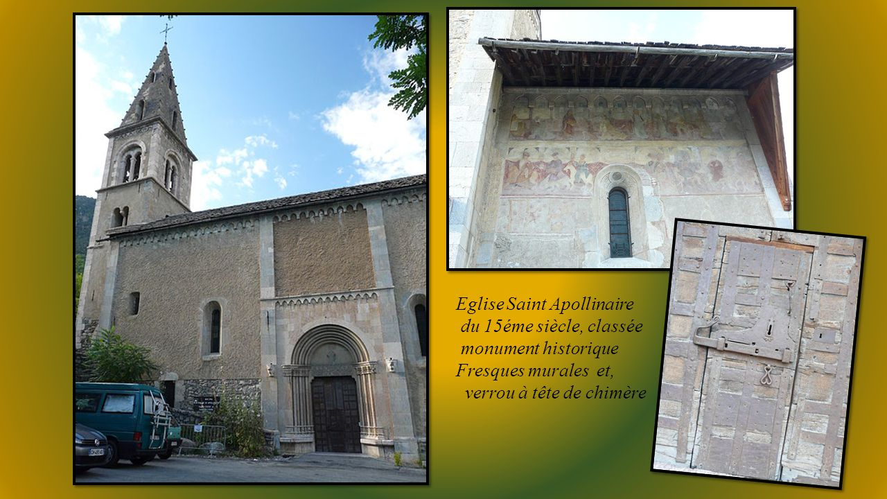 Eglise Saint Apollinaire