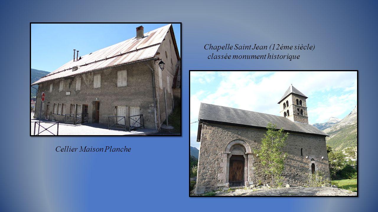 Chapelle Saint Jean (12éme siècle)